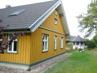 nordisches Holzhaus